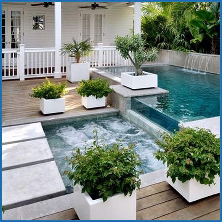 Kleine Gärten Mit Terrasse