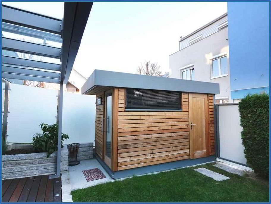 Kleine Sauna Für Terrasse