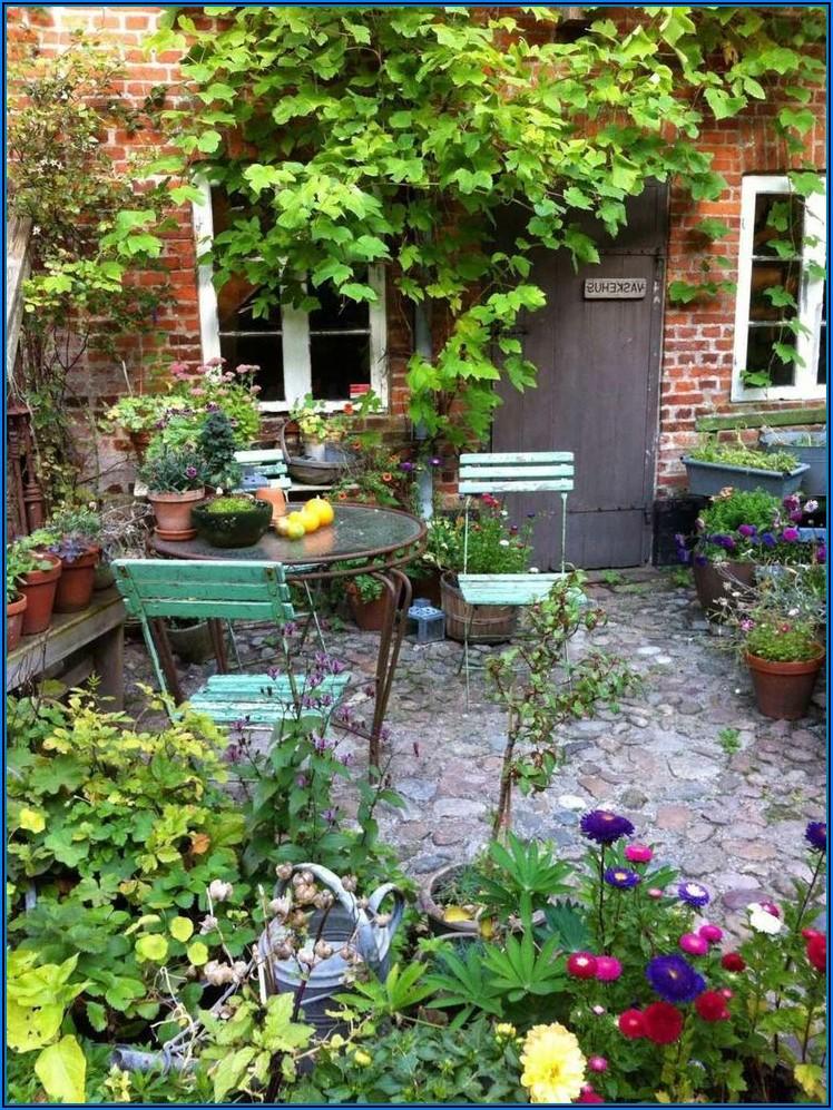 Kleine Terrasse Anlegen