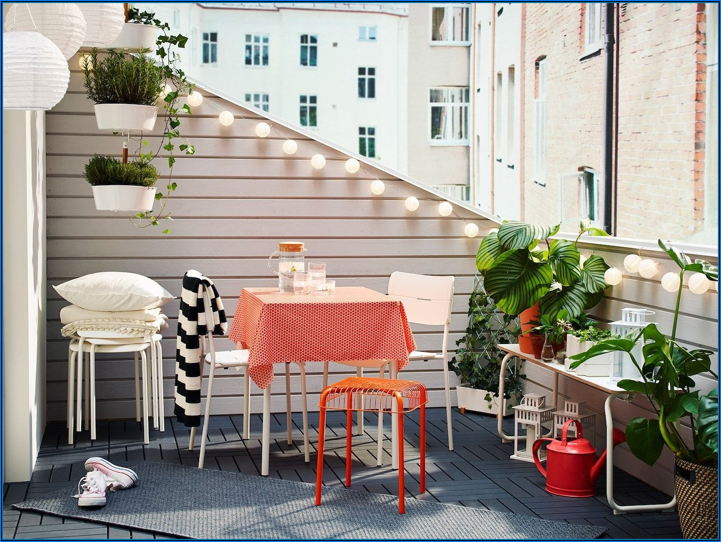 Kleine Terrasse Einrichten