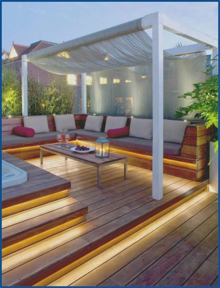 Kleine Terrasse Gestalten Modern