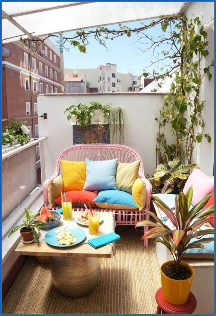 Kleine Terrasse Mit Garten Gestalten