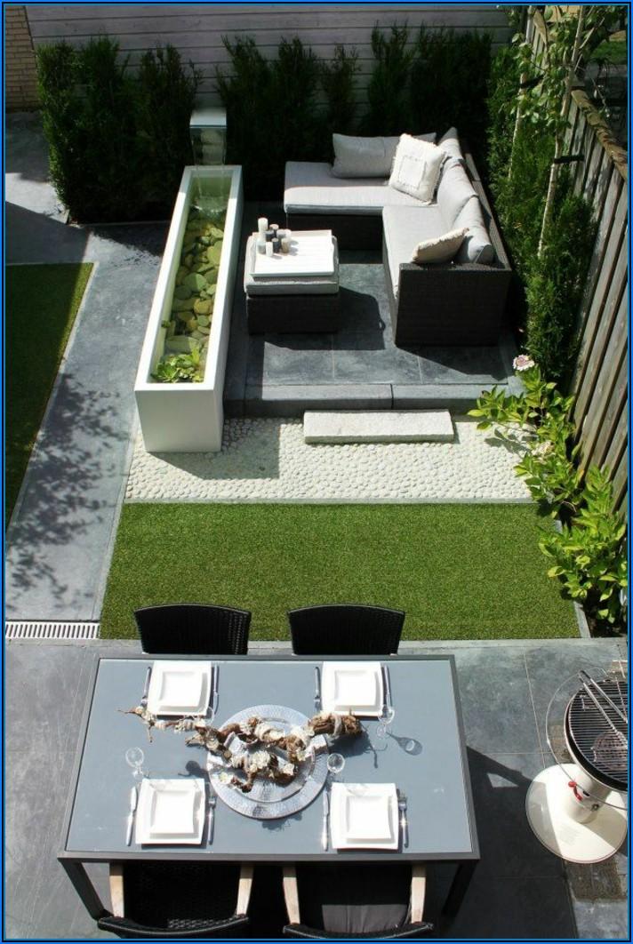 Kleine Terrassen Anlegen