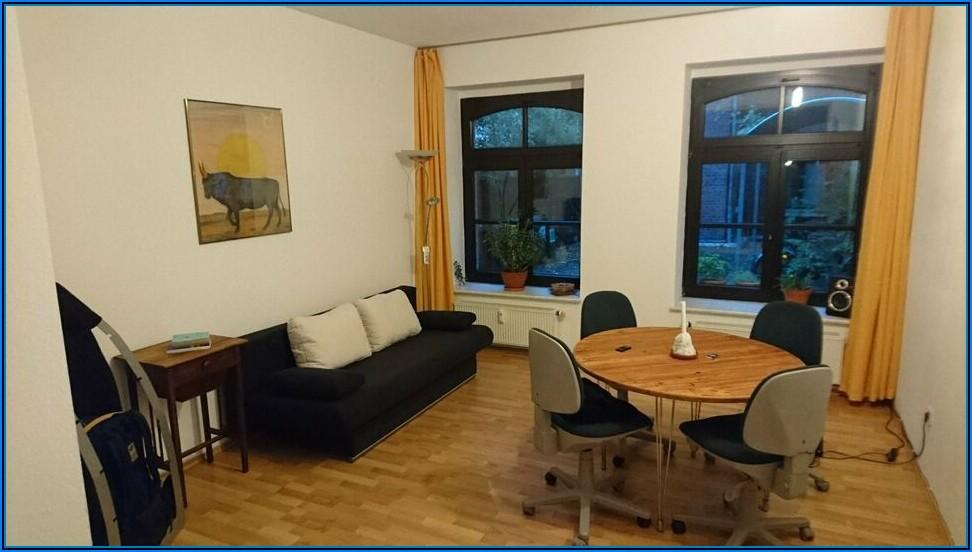 Kleine Zentrale Wohnung Mit Terrasse In Leipzig