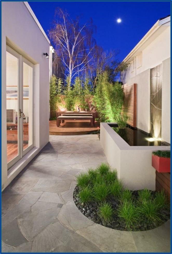 Kleiner Brunnen Terrasse