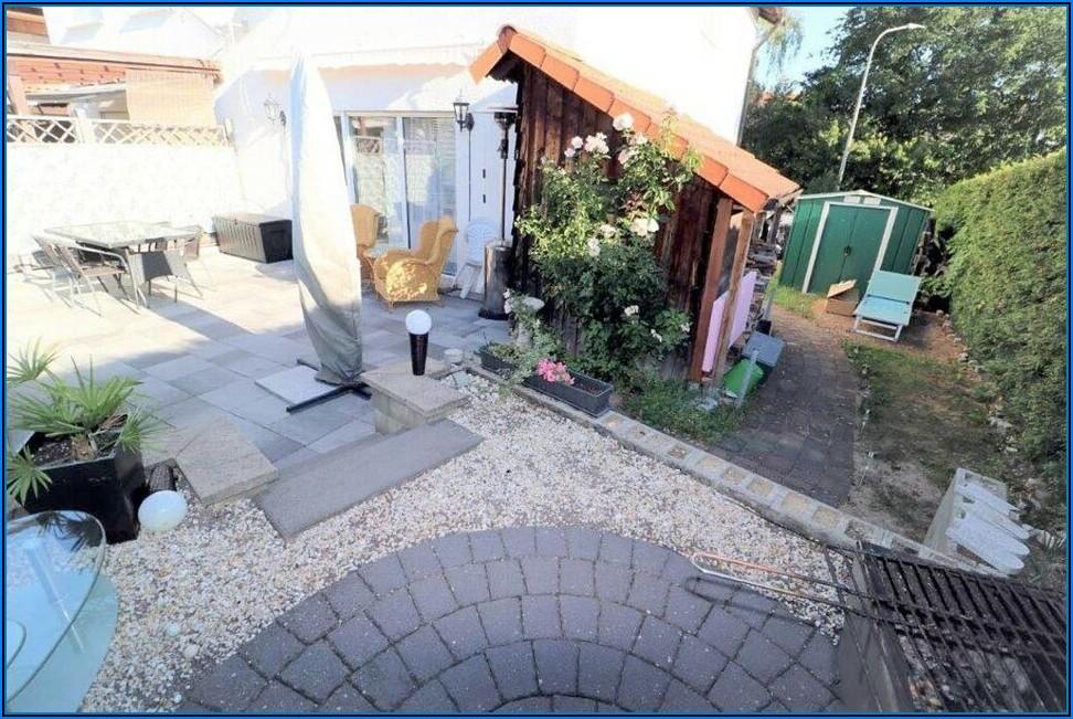 Kleiner Garten Mit Großer Terrasse