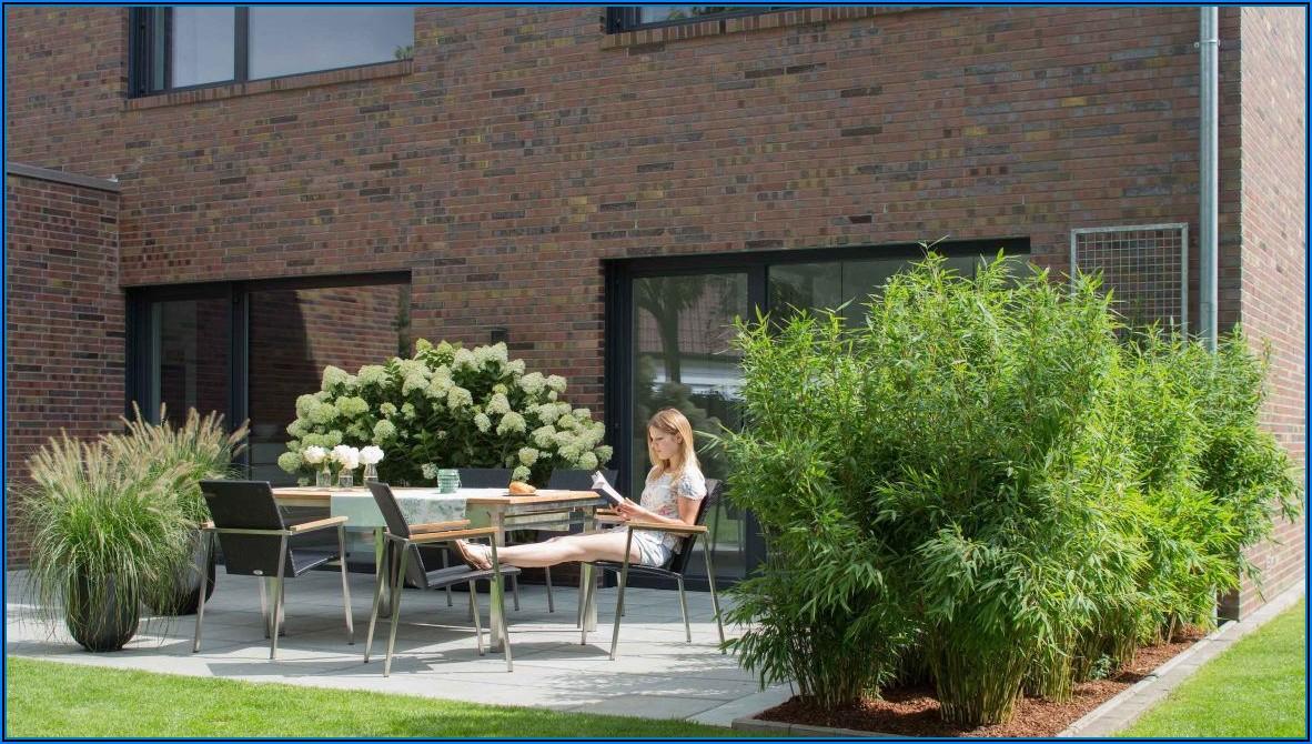 Kleiner Garten Terrasse