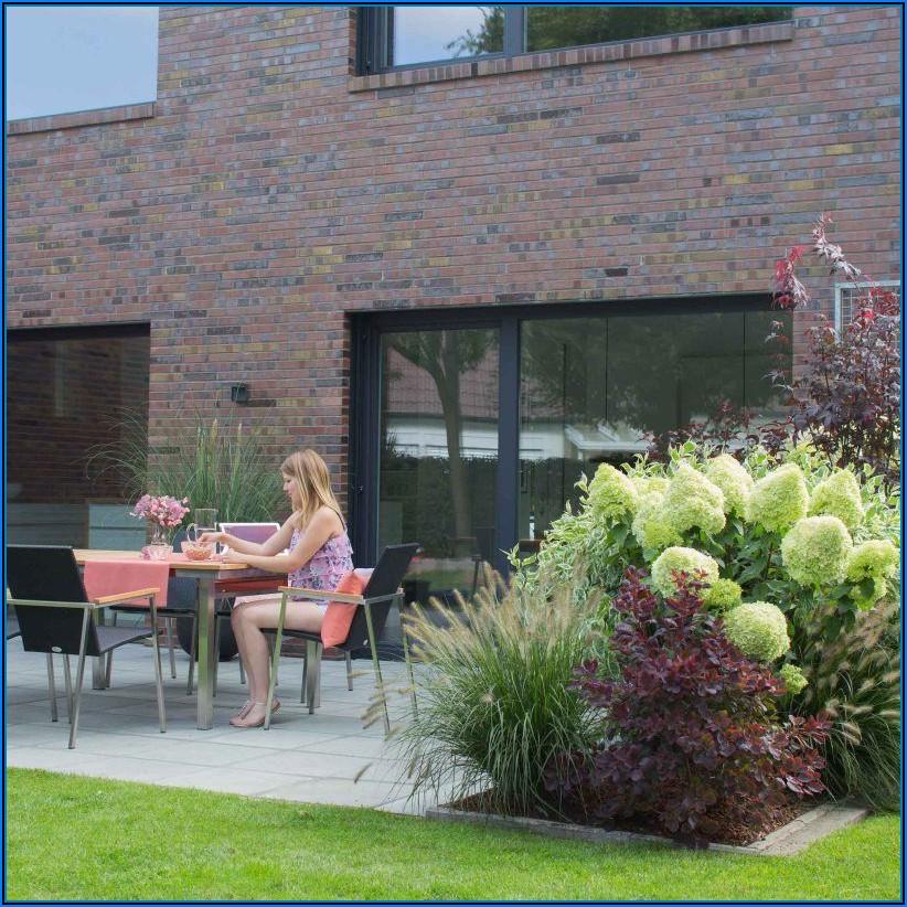 Kleiner Sichtschutz Terrasse