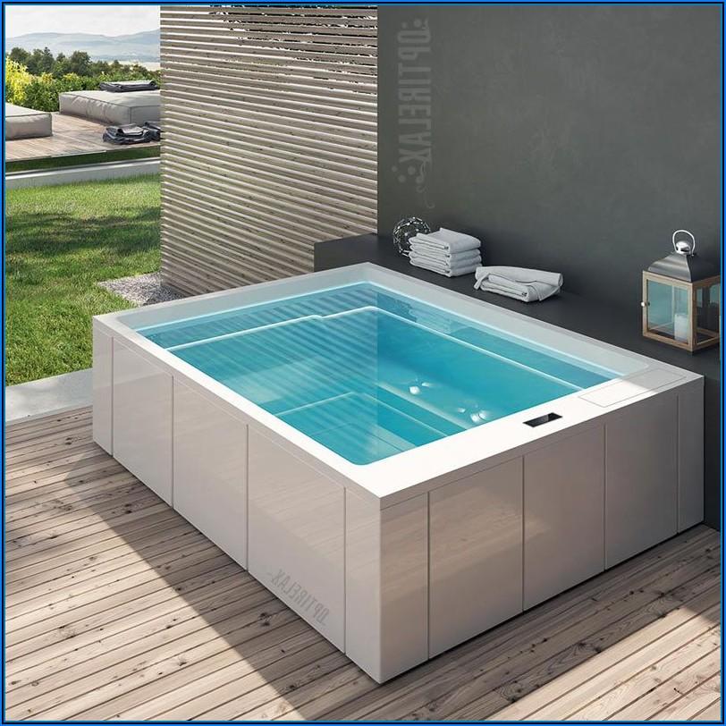 Kleiner Whirlpool Für Terrasse