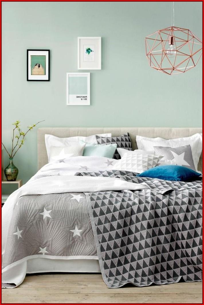Kreative Ideen Für Schlafzimmer Wand
