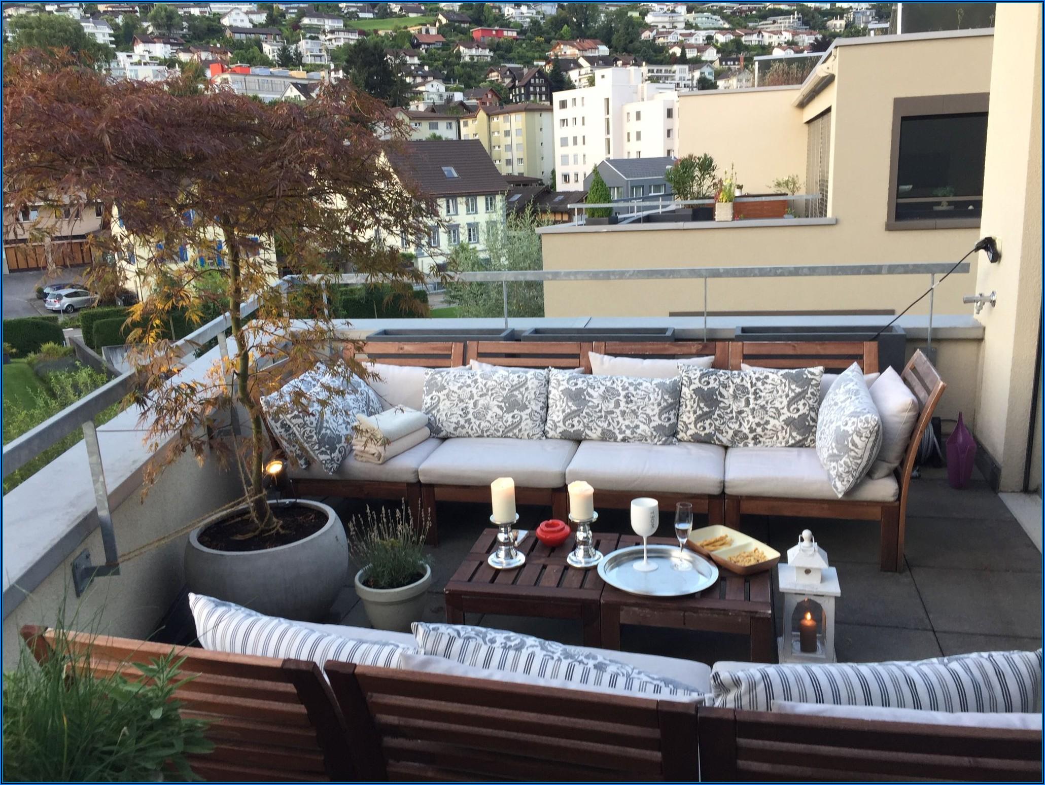 Lounge Möbel Für Kleine Balkone