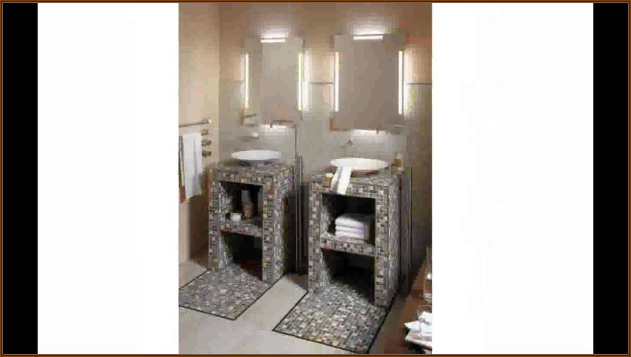 Mosaik Ideen Badezimmer