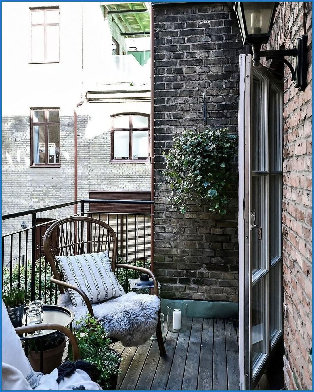 Outdoor Möbel Für Kleine Terrassen