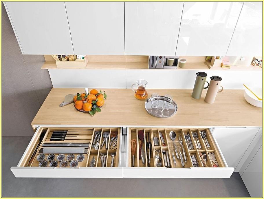 Platzsparende Idee Für Die Küche