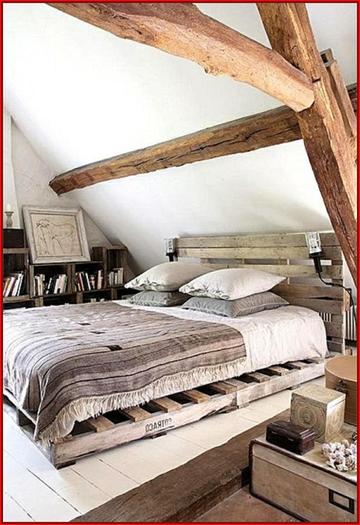 Schlafzimmer Ideen Paletten