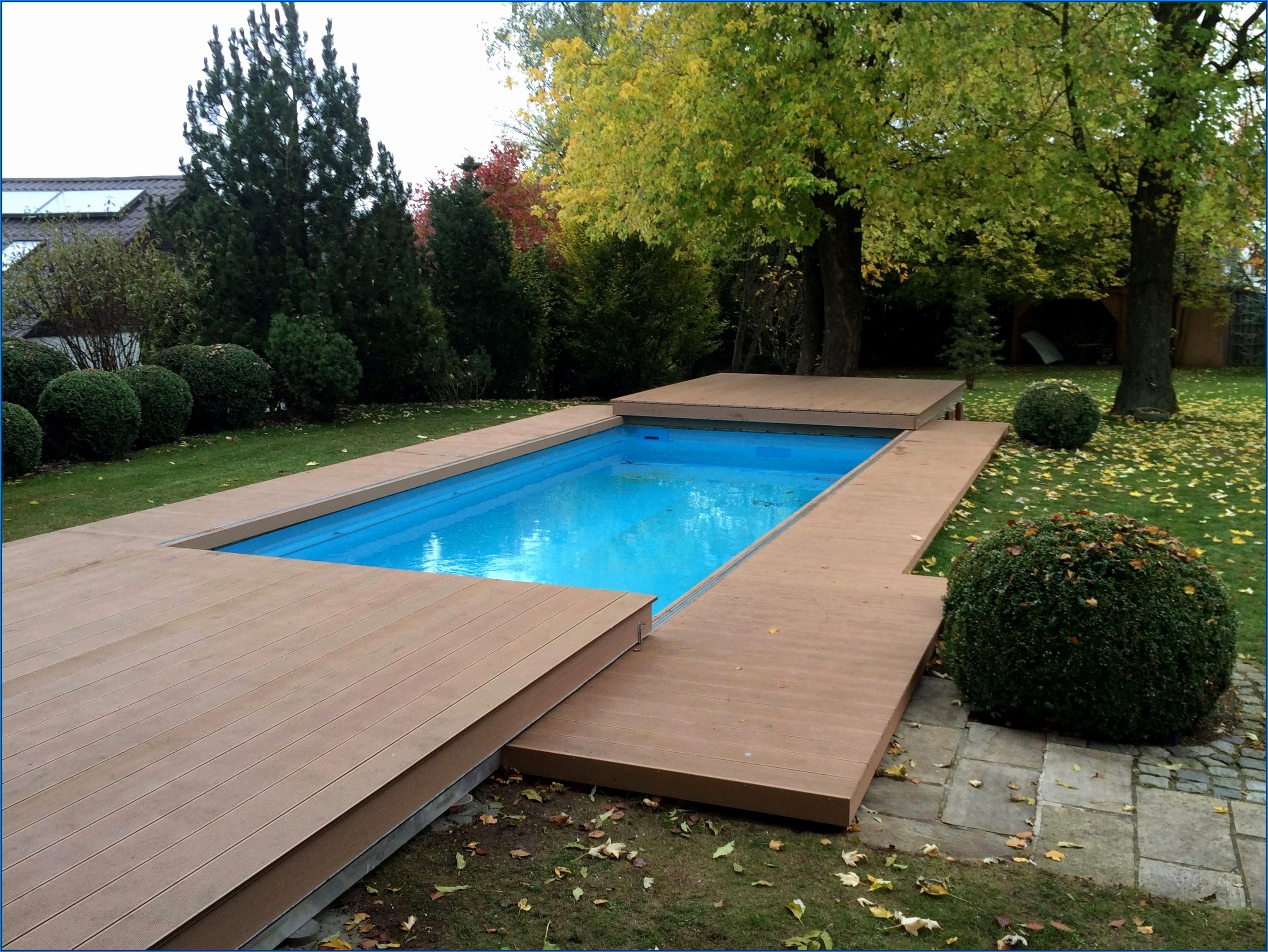 Terrasse Mit Kleinem Pool Gestalten