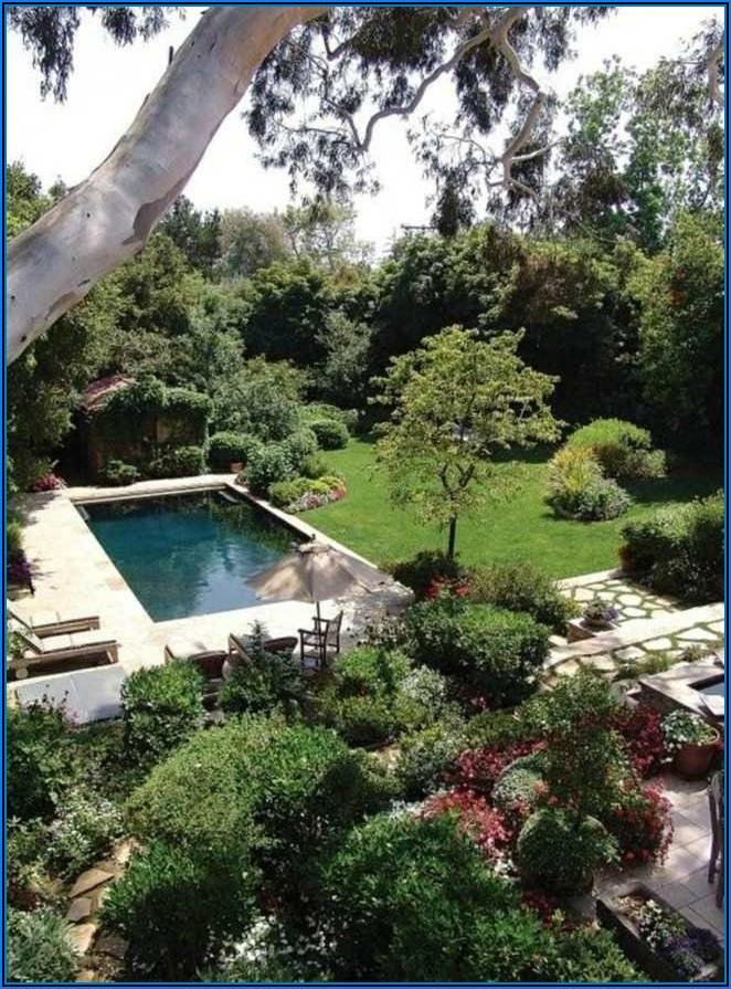 Terrasse Pool Klein
