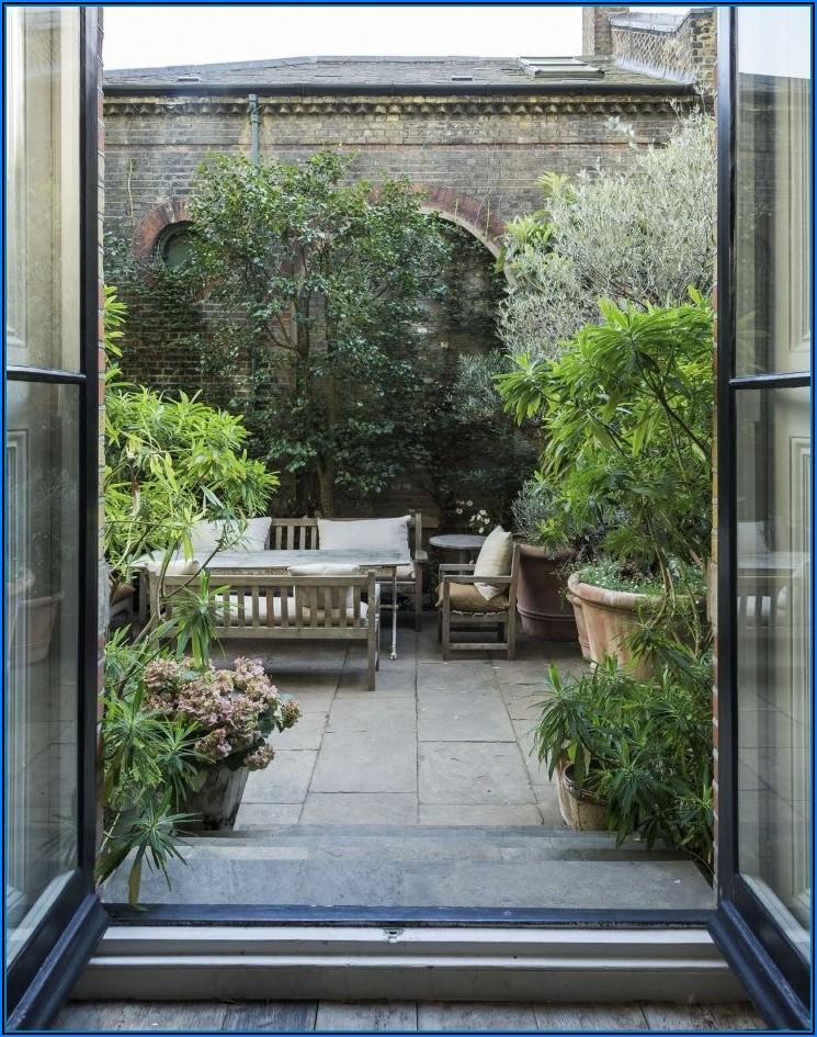 Terrassengestaltung Kleiner Garten