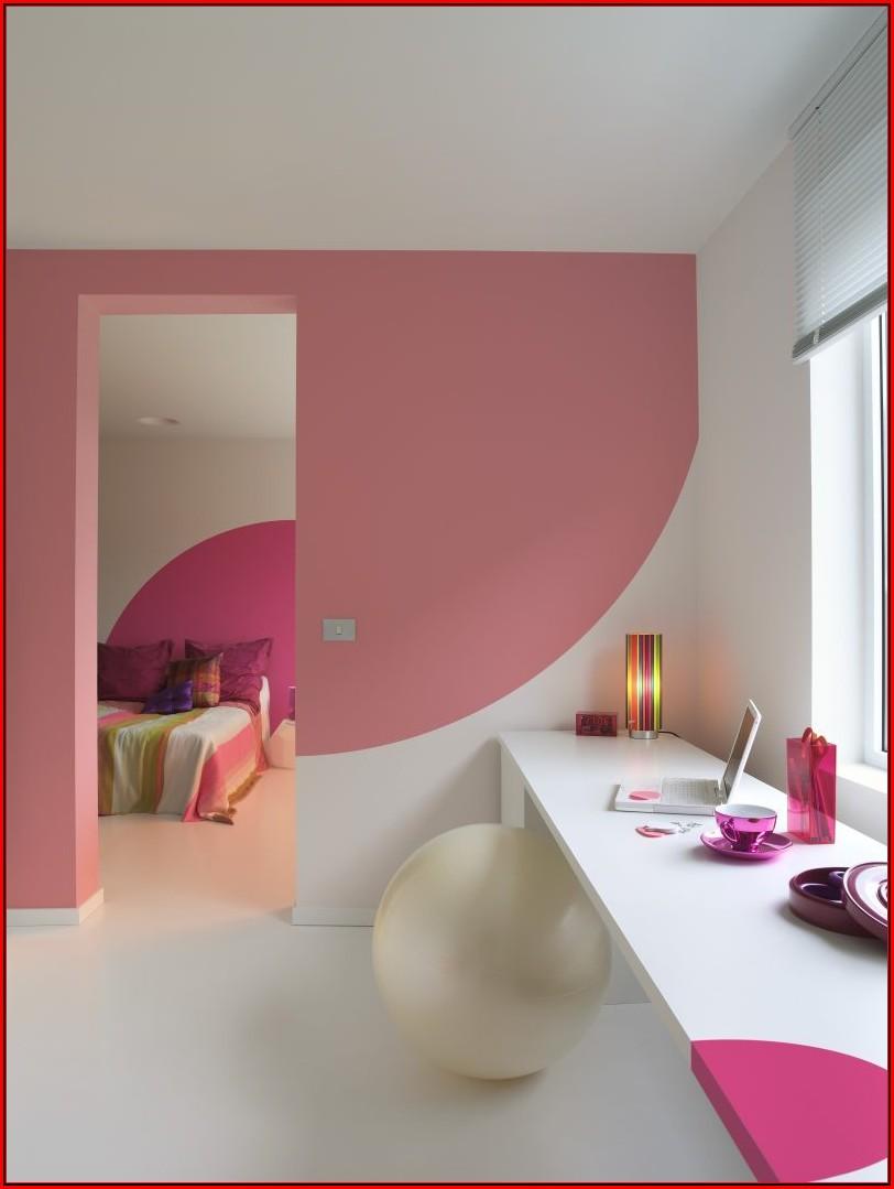 Wandanstrich Ideen Schlafzimmer