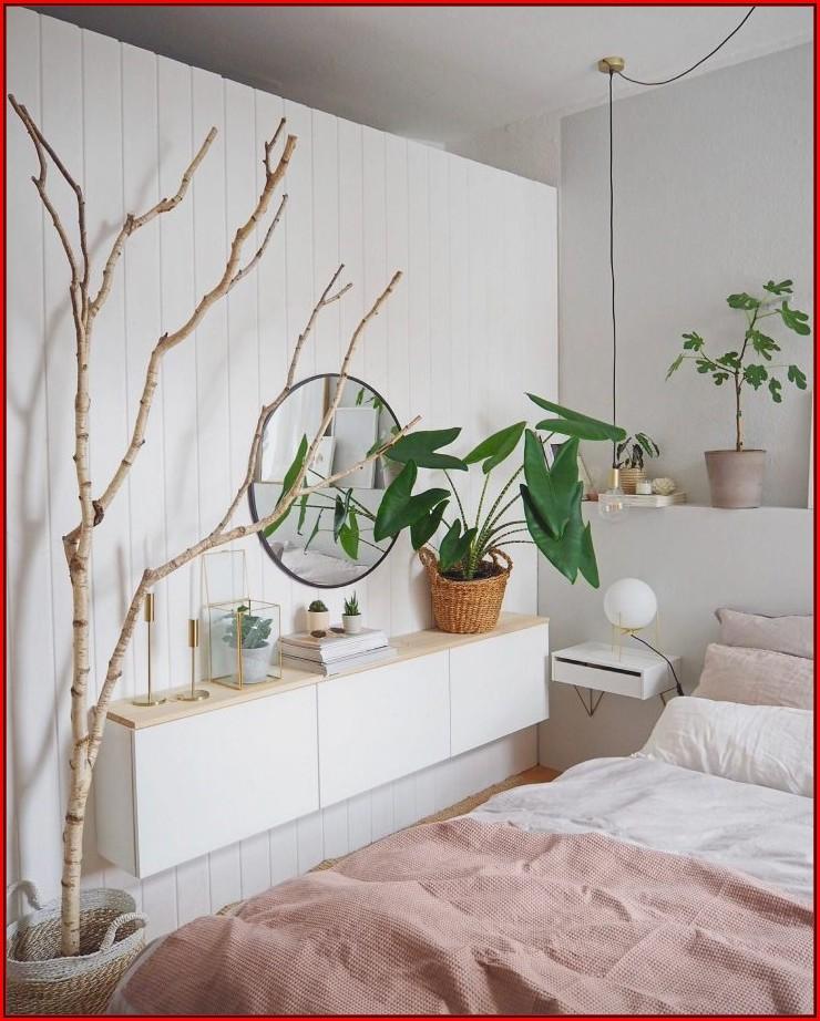 Wanddekoration Schlafzimmer Ideen