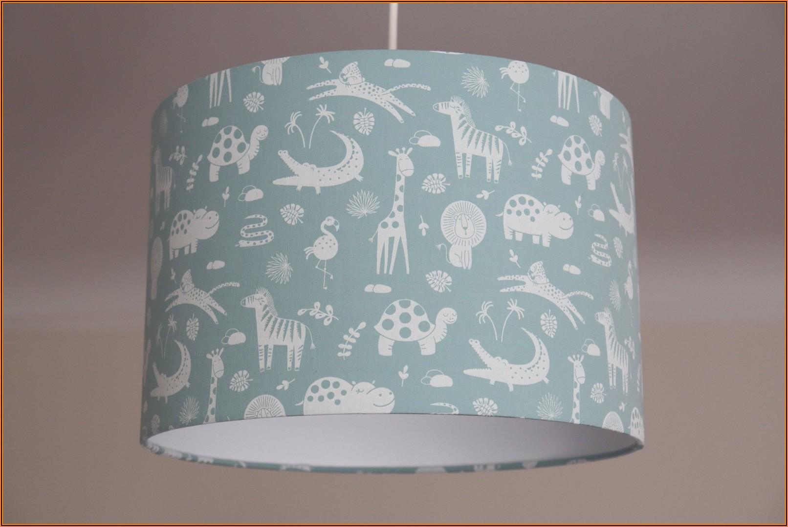 Babyzimmer Lampe Mint