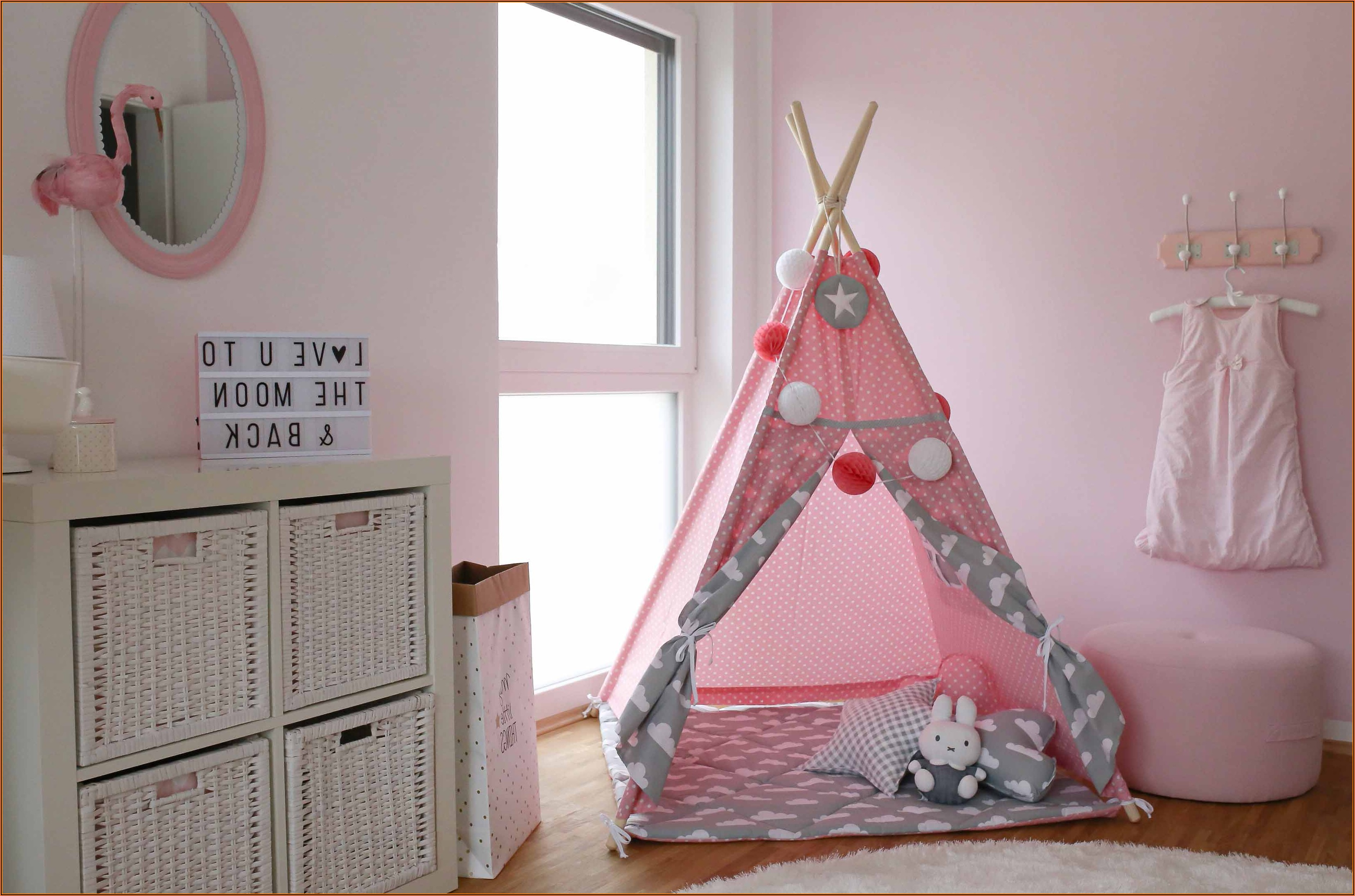 Babyzimmer Mädchen Inspiration