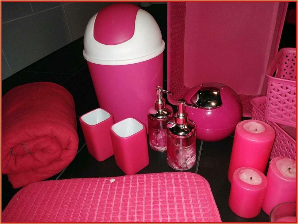 Badezimmer Deko Pink - Badezimmer : House und Dekor ...