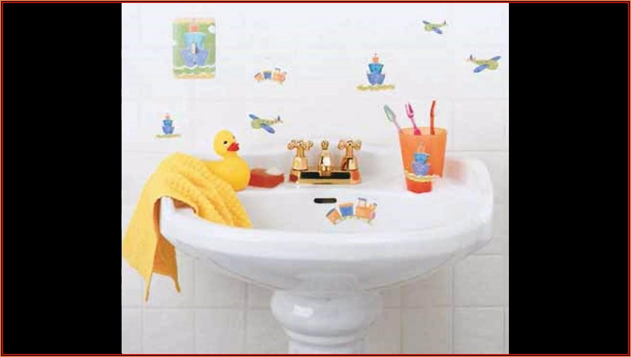 Badezimmer Dekoration Kinder