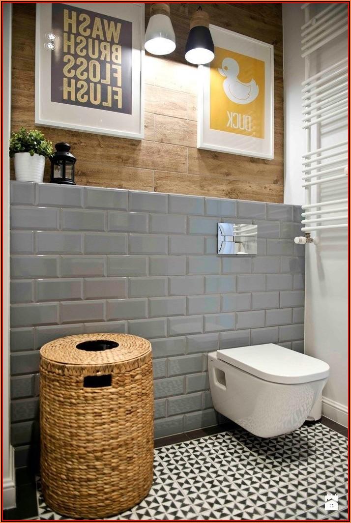 Badezimmer Dekorieren Grau