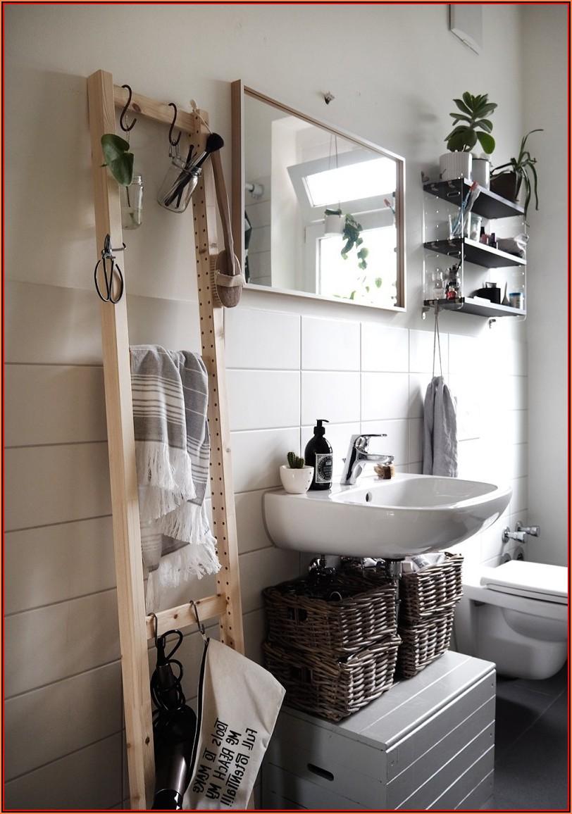 Badezimmer Dekorieren Holz