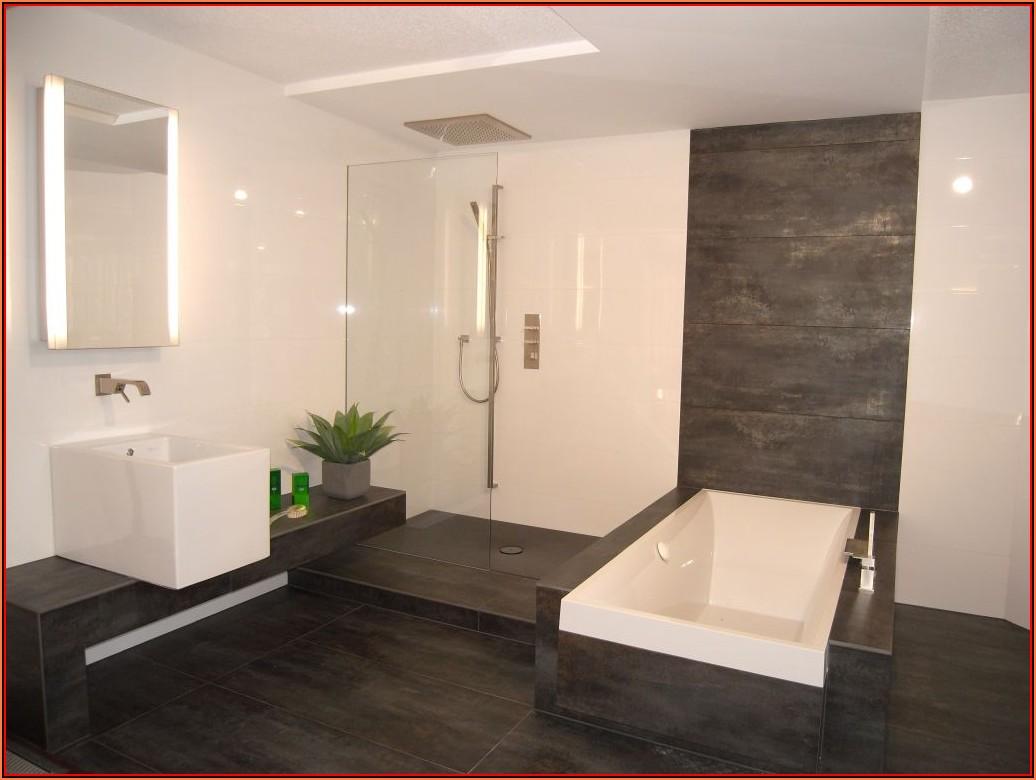 Badezimmer Fliesen Dekoration