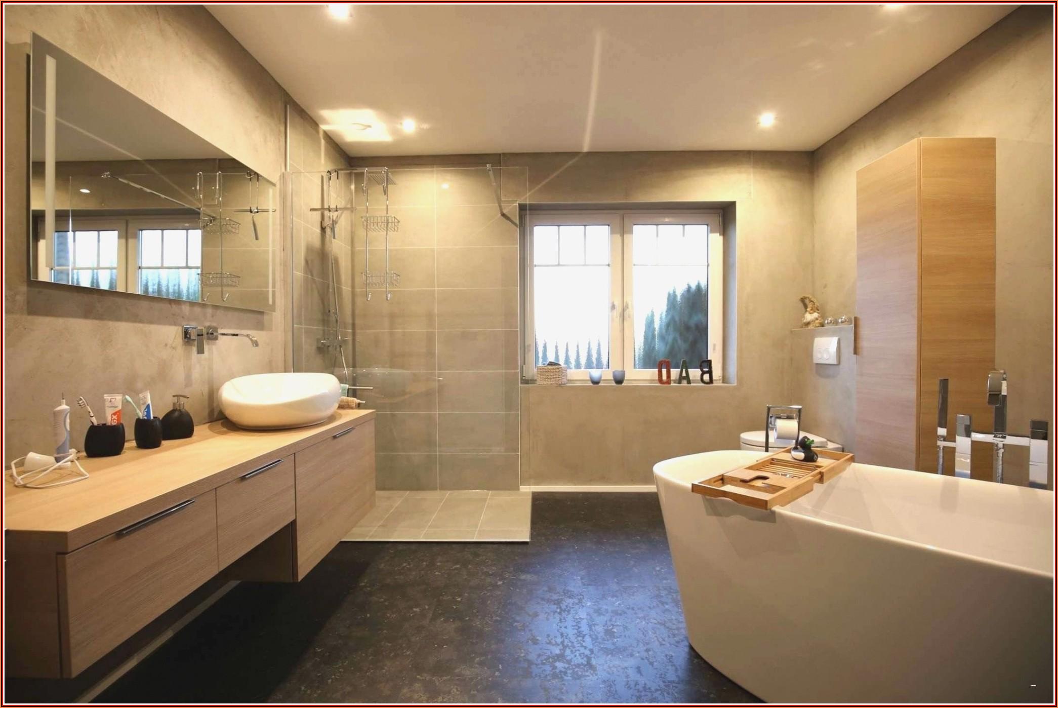 Badezimmer Klein Deko