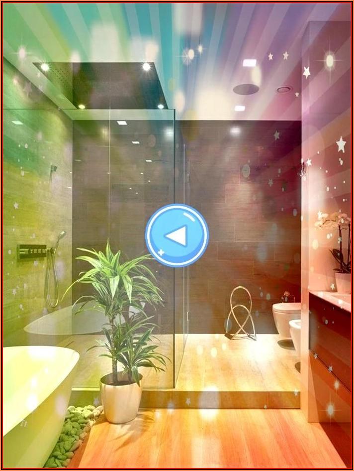 Badezimmer Pflanzen Deko