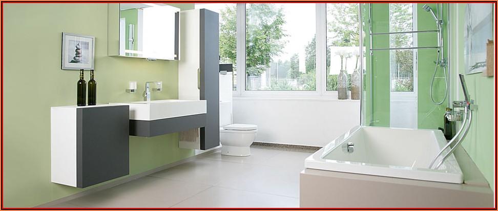 Bilder Badezimmer Grün