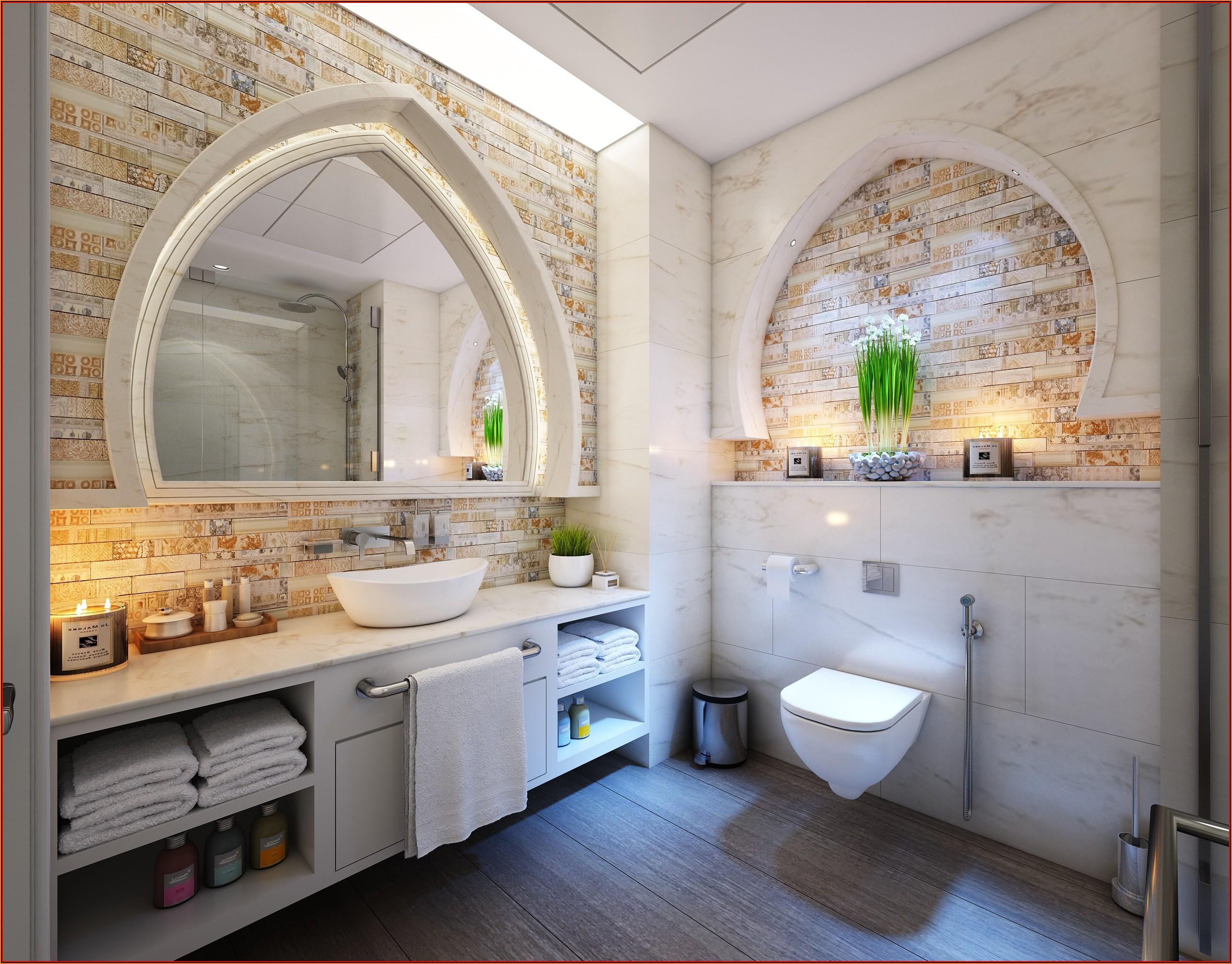 Bilder Mediterranes Badezimmer