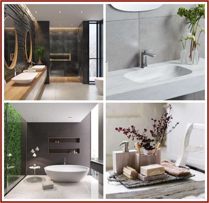 Deko Badezimmer Ideen