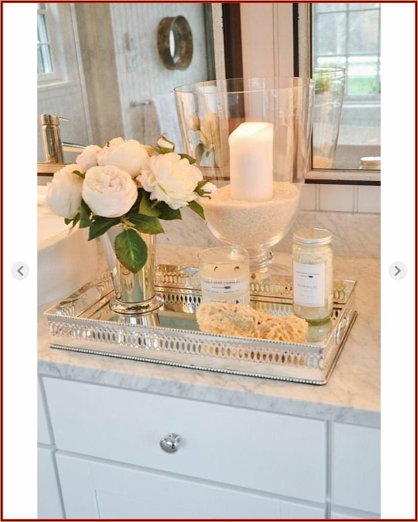 Deko Badezimmer Kerzen