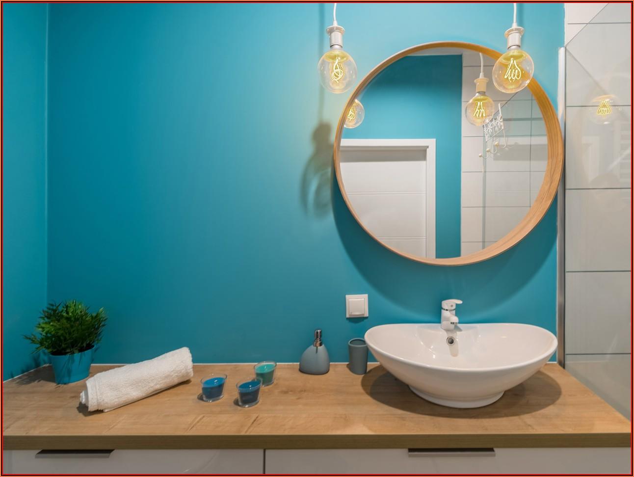 Deko Für Badezimmer Wand