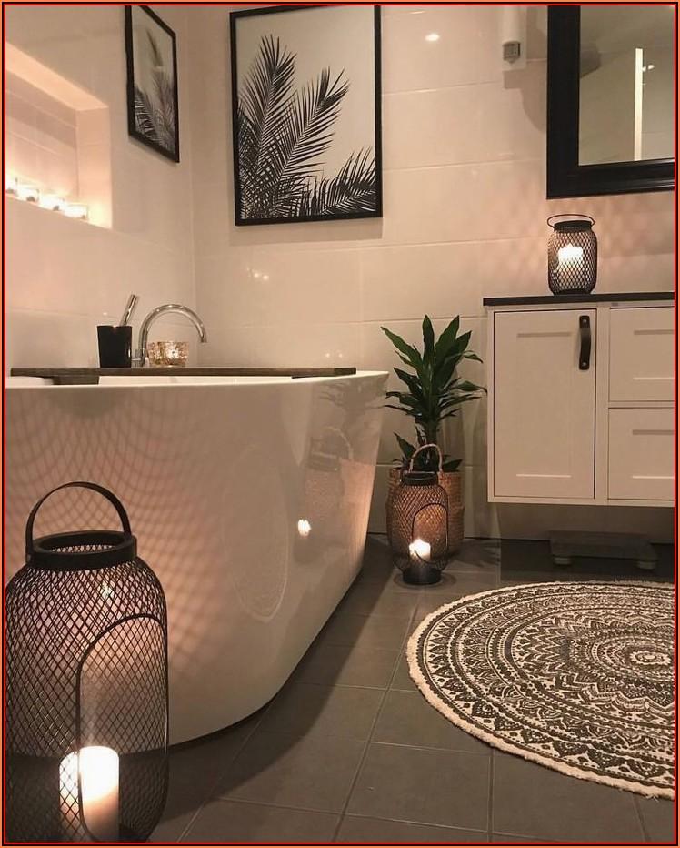 Diy Badezimmer Dekorieren Ideen