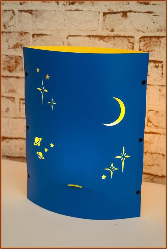 Lampe Babyzimmer Sterne