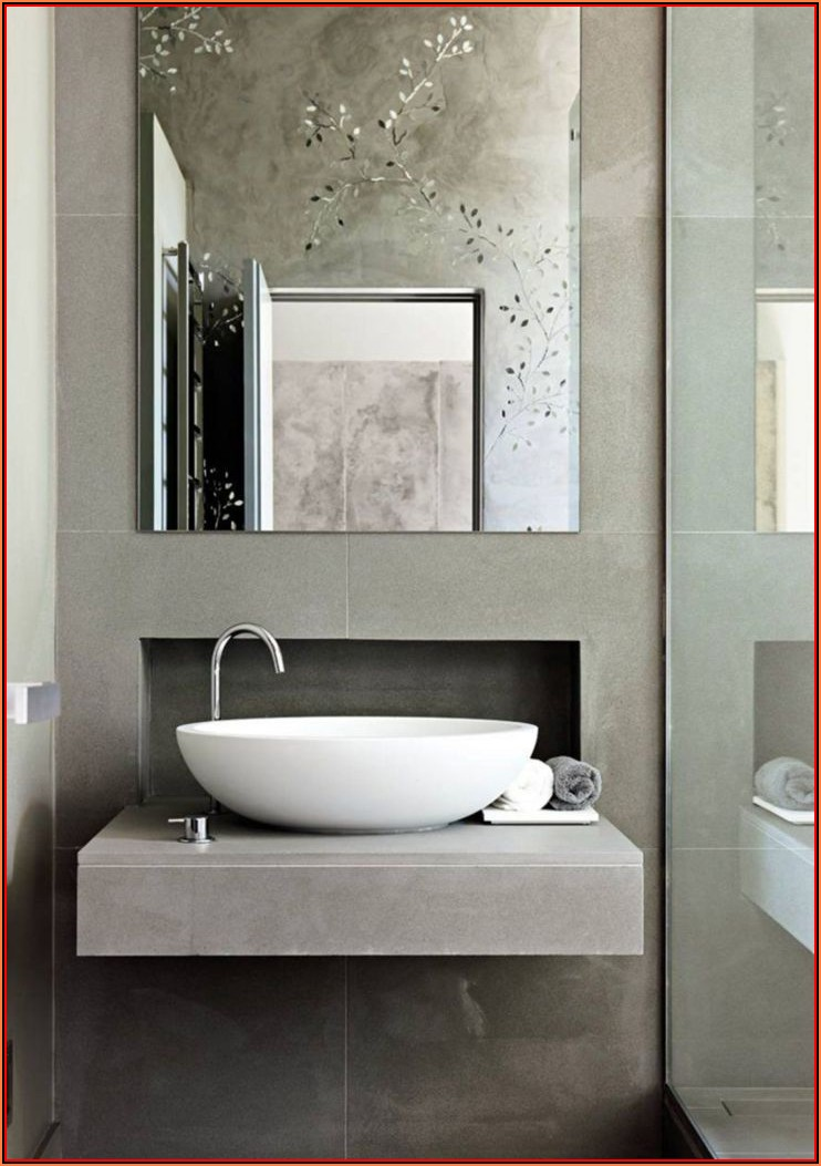 Moderne Badezimmer Dekoration