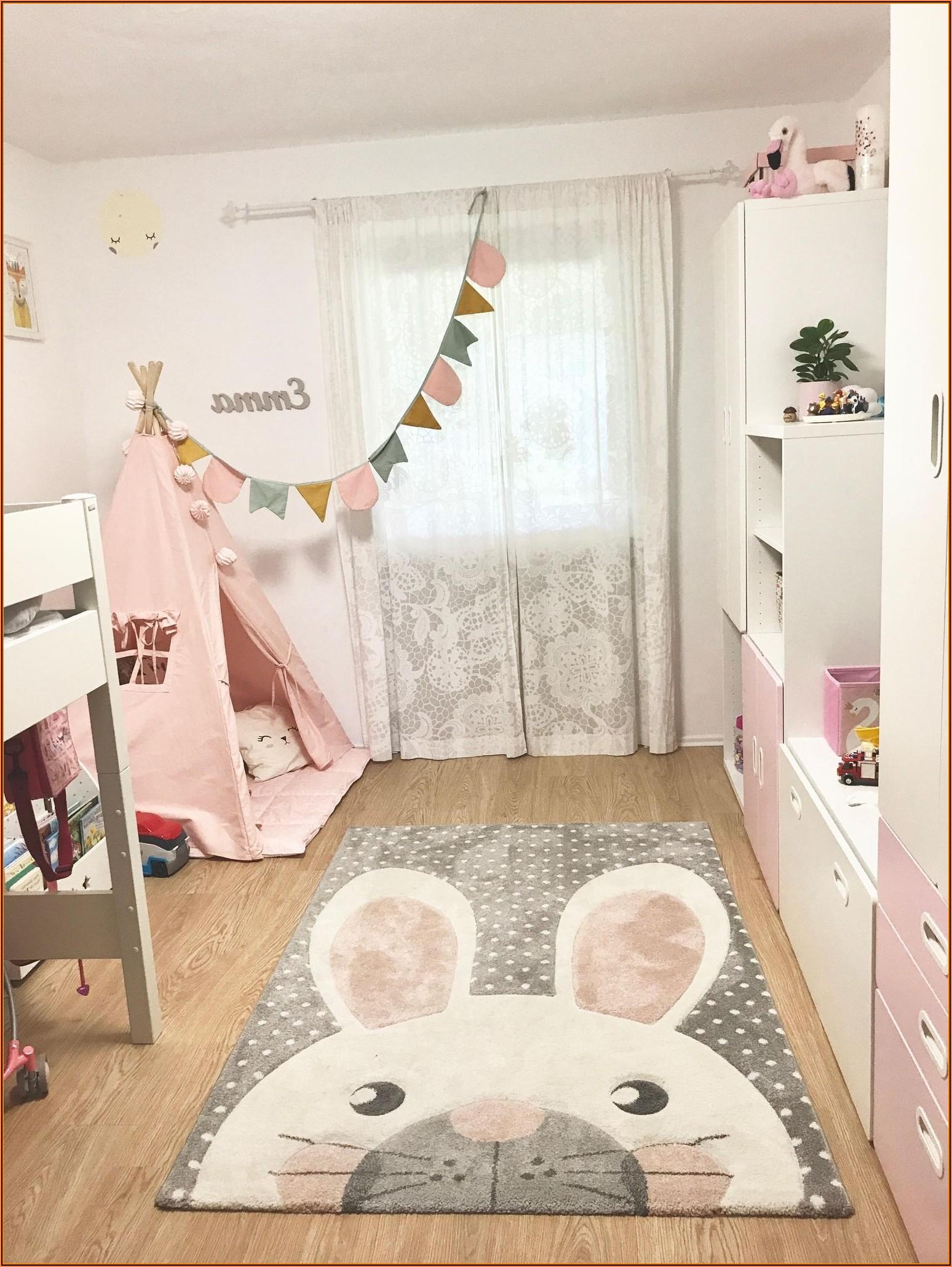 Teppich Für Babyzimmer Rosa