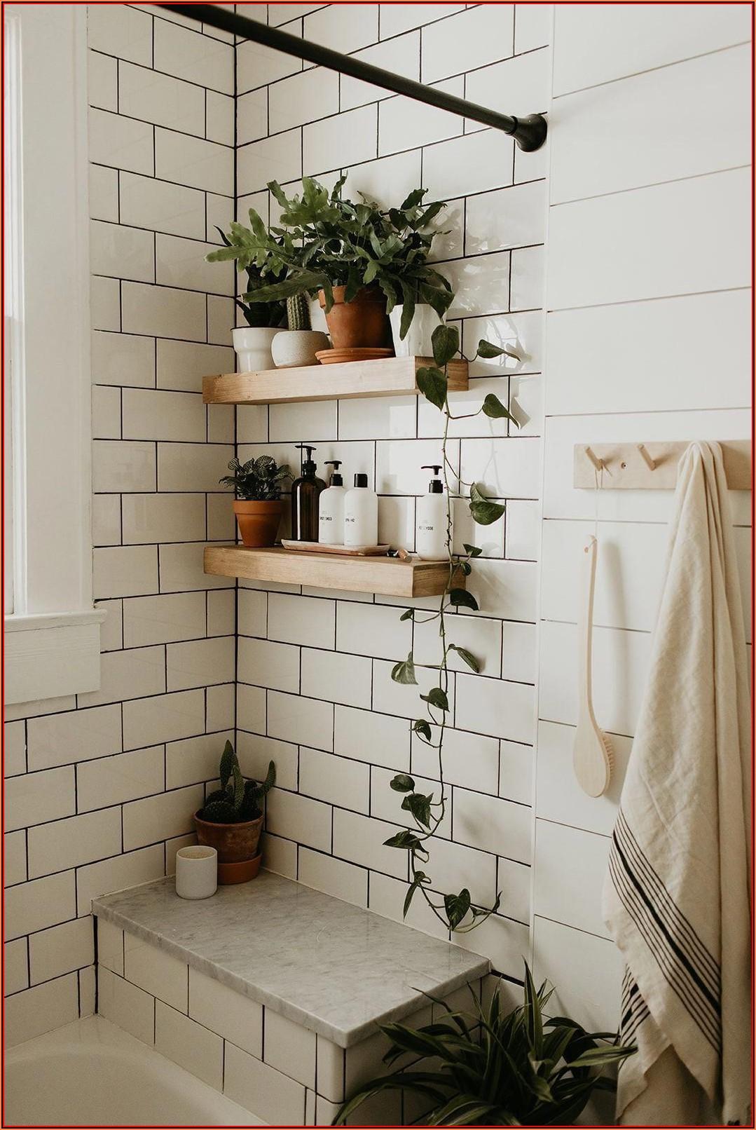 Vintage Deko Badezimmer