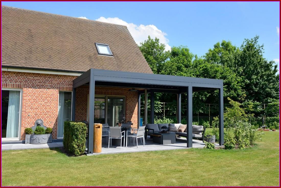 überdachung Für Kleine Terrasse