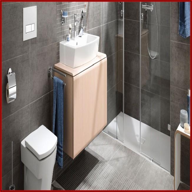 Badezimmer Fliesen Für Kleine Bäder