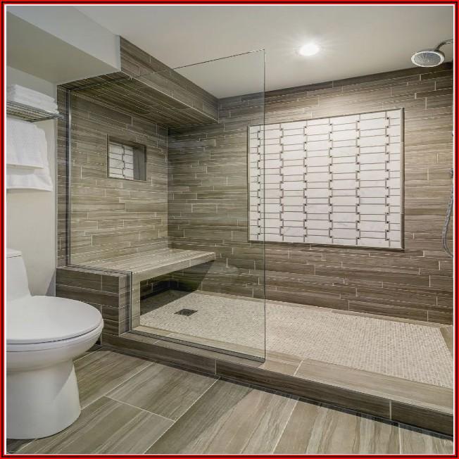 Badezimmer Klein Dusche