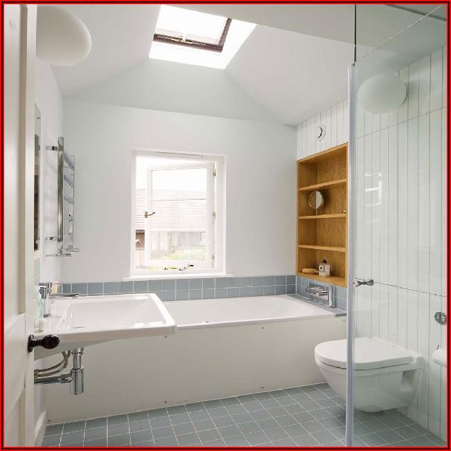 Badezimmer Klein Fliesen Ideen