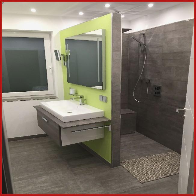 Badezimmer Klein Mit Begehbarer Dusche