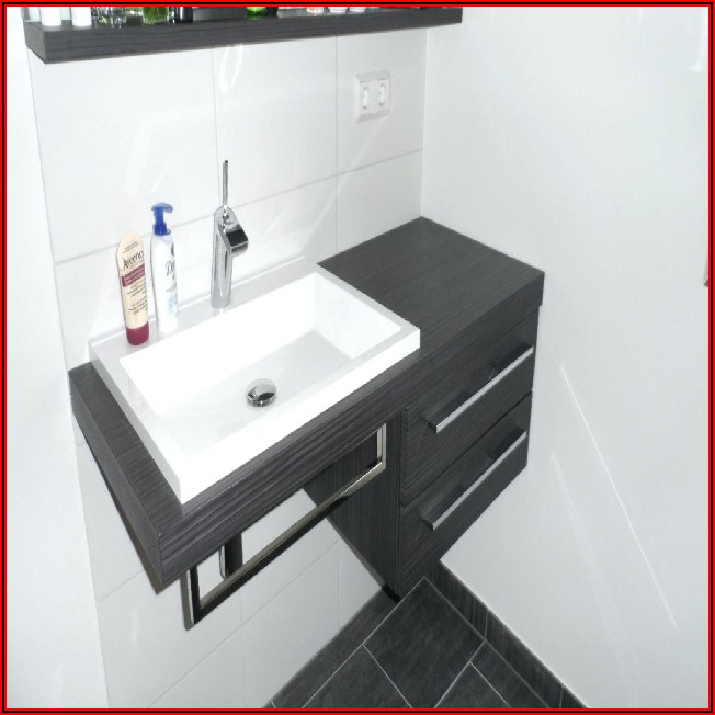Badezimmer Waschtisch Klein