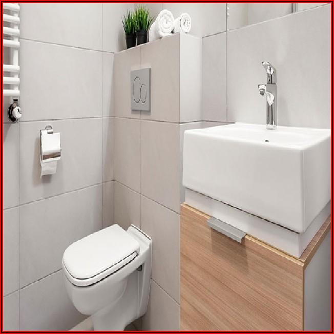 Beispiele Für Kleine Badezimmer